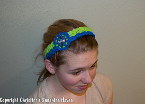 Team Spirit Headband