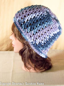Crossed Friendship Hat