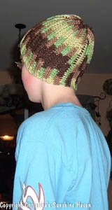 Forest Glen Friendship Hat